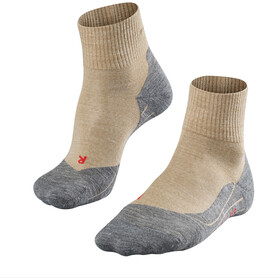 Falke TK5 Short Trekking Socken Damen nature melange